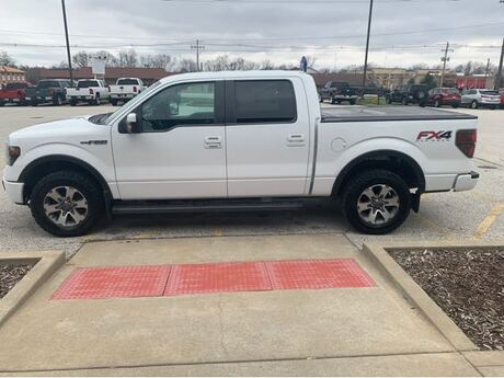 2013 Ford F-150 FX4 SuperCrew 5.5-ft. Bed 4WD Jacksonville IL