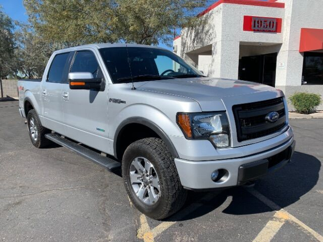 2013 Ford F-150 FX4 SuperCrew 5.5-ft. Bed 4WD Mesa AZ
