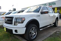 2013_Ford_F-150_FX4 SuperCrew 6.5-ft. Bed 4WD_ Houston TX