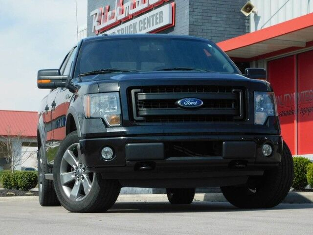 2013 Ford F-150 FX4 Supercrew Richmond KY
