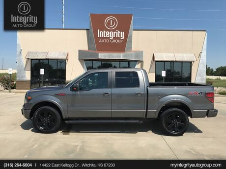 2013 Ford F-150 FX4 Wichita KS