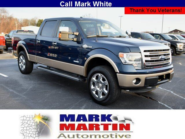 2013 Ford F-150 King Ranch Batesville AR