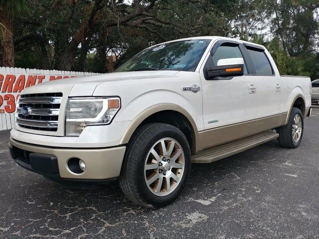 2013_Ford_F-150_King Ranch_ Fort Myers FL