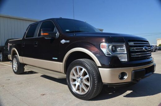 2013 Ford F-150 King Ranch Wylie TX