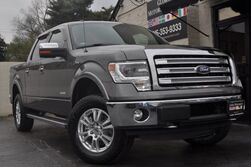 Ford F-150 Lariat 4WD/3.5L EcoBoost/4.2'' LCD Navigation Screen/Rear View Camera/Dual Zone Climate Control/Heated & Cooled Front Seats/Remote Start/New Tires 2013