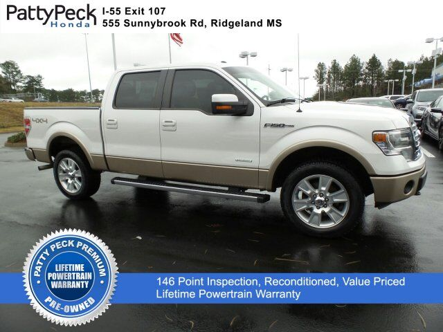 2013 Ford F-150 Lariat 4WD Jackson MS