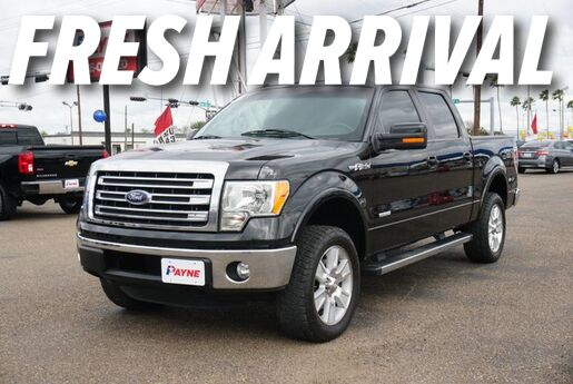 2013 Ford F-150 Lariat Brownsville TX