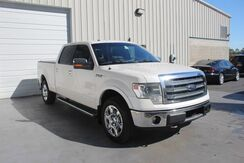2013_Ford_F-150_Lariat Crew Cab 4WD EcoBoost Lux Pkg Sony_ Knoxville TN