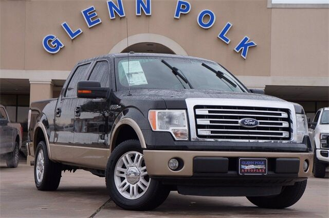 2013 Ford F-150 Lariat Gainesville TX