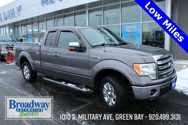 2013 Ford F-150 Lariat Green Bay WI