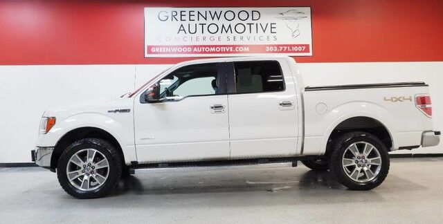 2013 Ford F-150 Lariat Greenwood Village CO