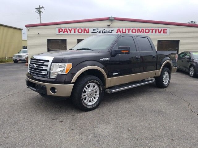 2013 Ford F-150 Lariat Heber Springs AR
