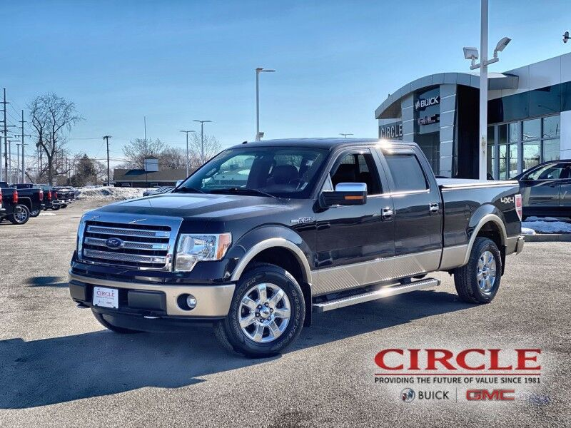 2013 Ford F-150 Lariat Highland IN