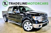 2013 Ford F-150 Lariat LEATHER, REAR VIEW CAMERA, BLUETOOTH AND MUCH MORE!!!