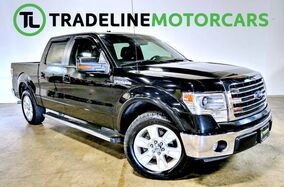 2013_Ford_F-150_Lariat LEATHER, REAR VIEW CAMERA, BLUETOOTH AND MUCH MORE!!!_ CARROLLTON TX