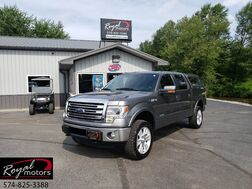 2013_Ford_F-150_Lariat_ Middlebury IN
