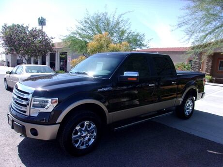 2013 Ford F-150 Lariat REDUCED Apache Junction AZ