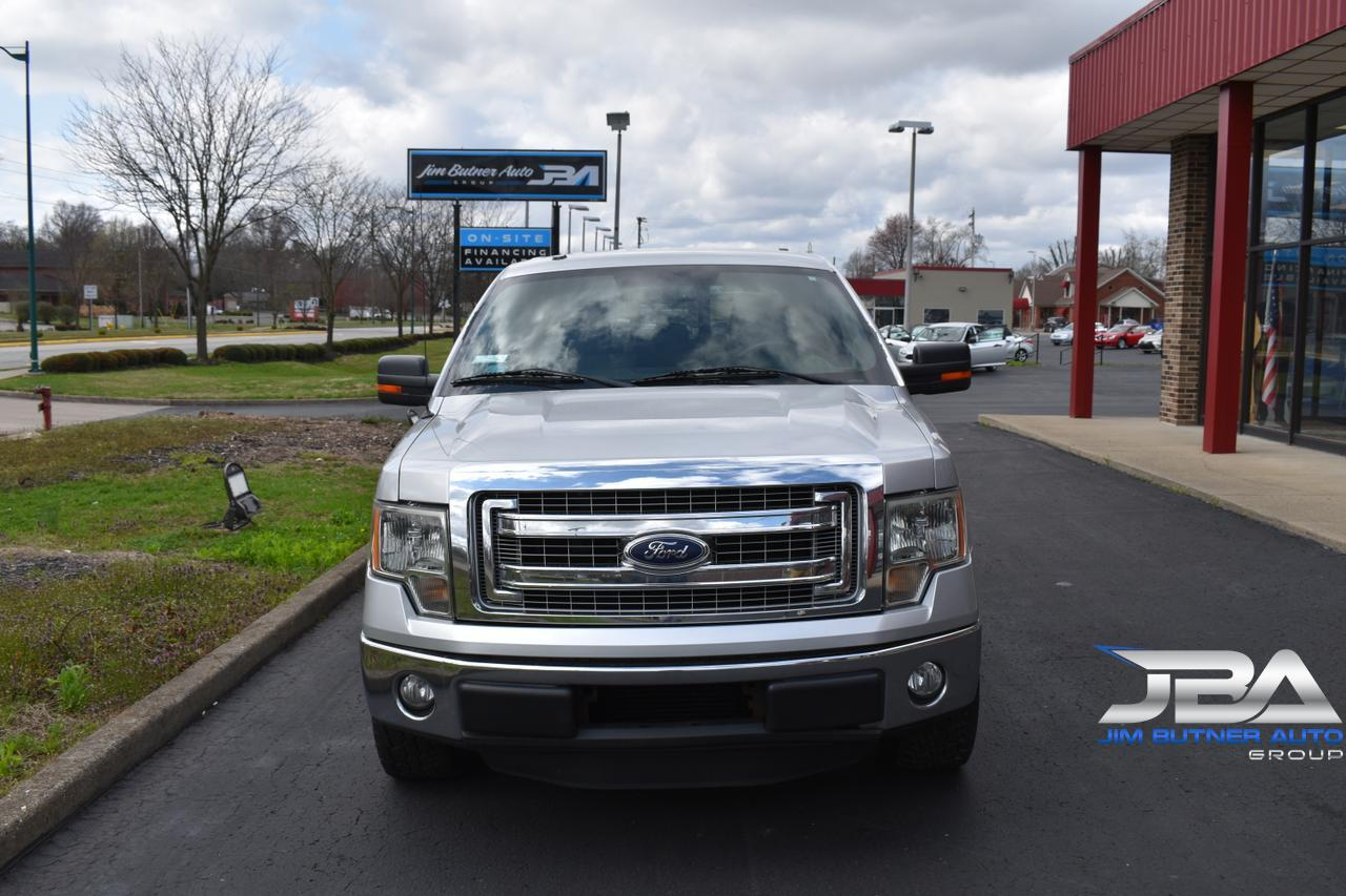 2013 Ford F-150 Lariat SuperCrew 5.5-ft. Bed 2WD Clarksville IN