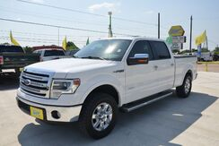 2013_Ford_F-150_Lariat SuperCrew 5.5-ft. Bed 2WD_ Houston TX