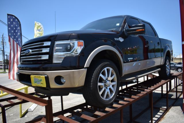 2013 Ford F-150 Lariat SuperCrew 5.5-ft. Bed 4WD Houston TX