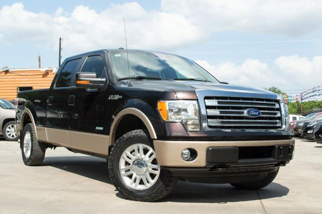 2013 Ford F-150 Lariat SuperCrew 5.5-ft. Bed 4WD San Antonio TX