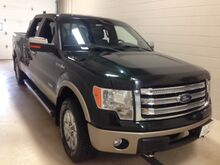 2013_Ford_F-150_Lariat SuperCrew 6.5-ft. Bed 4WD_ Plover WI