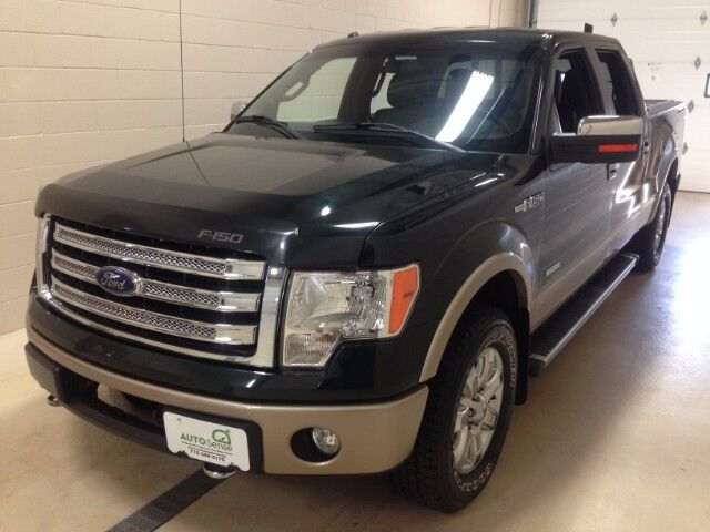 2013 Ford F-150 Lariat SuperCrew 6.5-ft. Bed 4WD Plover WI