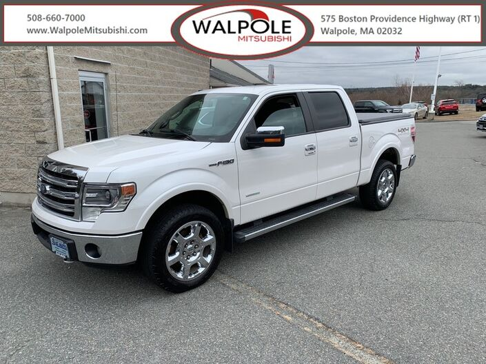2013 Ford F-150 Lariat Weymouth MA