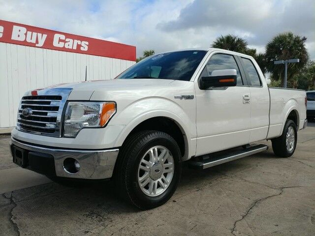 2013_Ford_F-150_Lariat_ Fort Myers FL