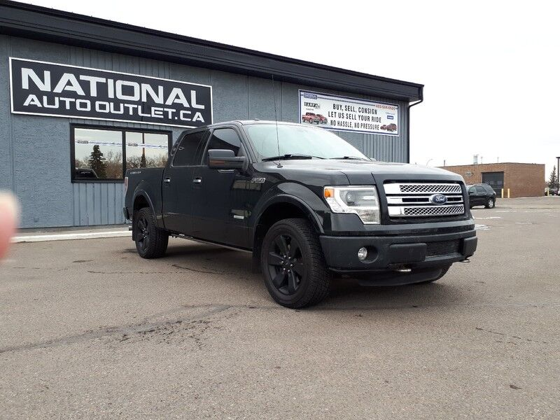 2013 Ford F-150 Limited - NAVIGATION, HEATED AND COOLED LEATHER Lethbridge AB