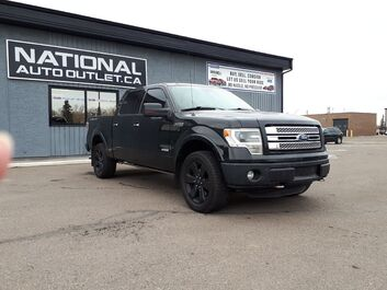 Ford F-150 Limited - NAVIGATION, HEATED AND COOLED LEATHER Lethbridge AB