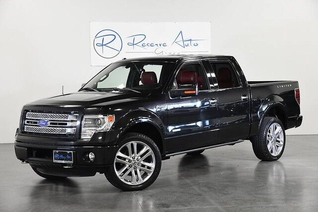 2013 Ford F-150 Limited 4WD Moonroof Navigation BackUp Camera Polished Alloys The Colony TX