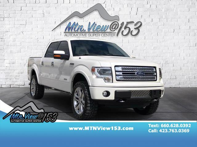 2013 Ford F-150 Limited Chattanooga TN