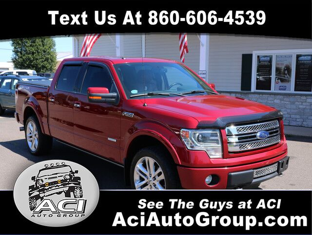 2013 Ford F-150 Limited East Windsor CT