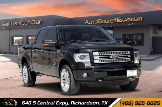 2013 Ford F-150 Limited Richardson TX