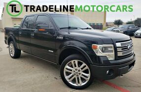 2013_Ford_F-150_Limited SUNROOF, REAR VIEW CAMERA, LEATHER, AND MUCH MORE!!!_ CARROLLTON TX