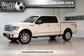 2013 Ford F-150 Platinum - ONE OWNER AWD CREW CAB SUN ROOF LEATHER INTERIOR BACK UP CAMERA