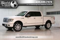 2013_Ford_F-150_Platinum - ONE OWNER AWD CREW CAB SUN ROOF LEATHER INTERIOR BACK UP CAMERA_ Chicago IL