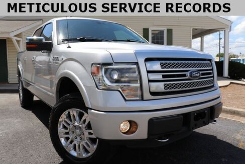 2013_Ford_F-150_Platinum_ Gainesville GA