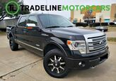 2013 Ford F-150 Platinum LEATHER, REAR VIEW CAMERA, BLUETOOTH, AND MUCH MORE!!!
