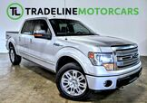 2013 Ford F-150 Platinum LEATHER, SUNROOF, COOLED SEATS AND MUCH MORE!!!