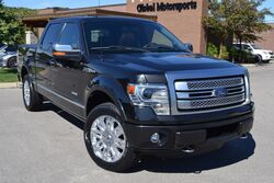 Ford F-150 Platinum/Local Trade/4X4/New Tires/Nav/Rear Cam/Htd-AC Seats/Power Running Boards 2013