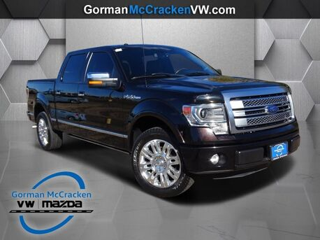 2013_Ford_F-150_Platinum_ Longview TX