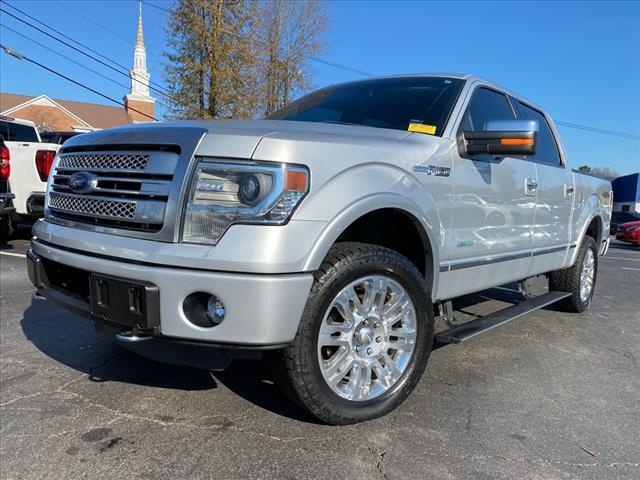 2013 Ford F-150 Platinum Raleigh NC