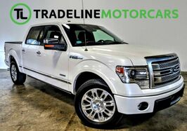 2013_Ford_F-150_Platinum SUNROOF, REAR VIEW CAMERA, COOLED/HEATED SEATS AND MUCH_ CARROLLTON TX