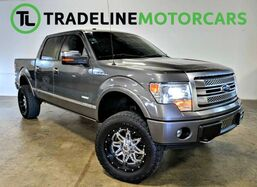 2013_Ford_F-150_Platinum SUNROOF, REAR VIEW CAMERA, COOLED/HEATED SEATS!!!_ CARROLLTON TX