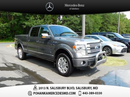 2013_Ford_F-150_Platinum_ Salisbury MD