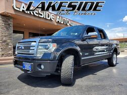 2013_Ford_F-150_Platinum SuperCrew 5.5-ft. Bed 4WD_ Colorado Springs CO