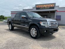 2013_Ford_F-150_Platinum SuperCrew 5.5-ft. Bed 4WD_ Houston TX