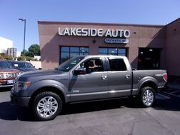 2013_Ford_F-150_Platinum SuperCrew 6.5-ft. Bed 4WD_ Colorado Springs CO